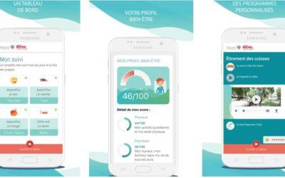 OptiVi : L'application prévention santé de la Mutuelle Intégrance