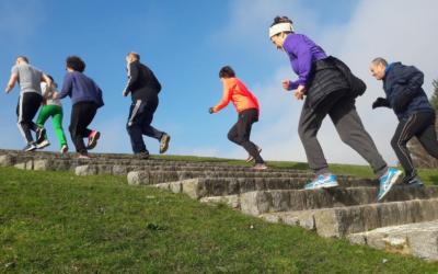 Newsletters «SSPP» : Les bienfaits des exercices en extérieur – 17/01/2019