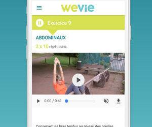 «Wevie» : L'application prévention santé pour prendre soin de vous – 11/01/19