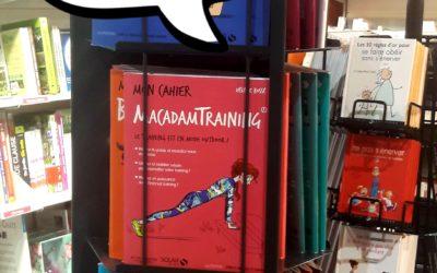 «Mon cahier Macadamtraining®» deux ans déjà !  12/04/20